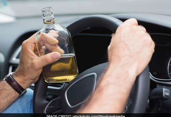 200 Booked In Uttar Pradesh On New Year For Drunken Driving