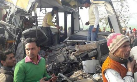 "Etah Road Accident: PM ""Anguished"" By Death Of Children, Condolences Pour In"