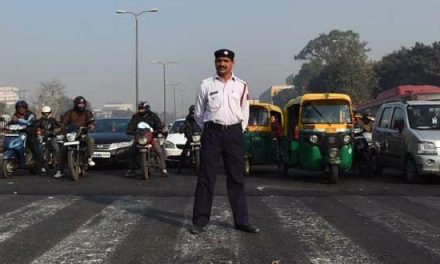 Now, Bhajans, Patriotic Songs As Therapy For Delhi's Traffic Offenders