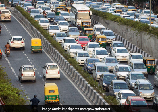 Encroachments One Of The Reasons Behind Road Accidents In Delhi: Government