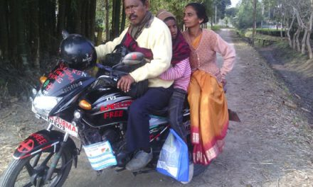 Unknown, Unsung Hero 'Bike-Ambulance Dada' Who Saved More Than 3500 Lives