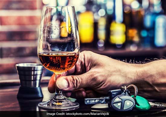 Drink Driving Still A Major Killer On Delhi Roads, Over 28,000 Prosecuted In 2016