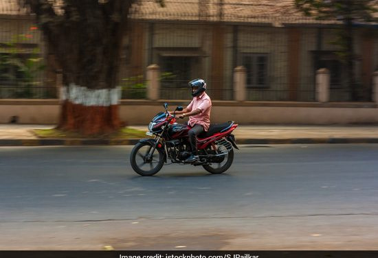Wearing A Helmet While Riding A Motorcycle May Reduce The Risk Of Spine Injury During Crash