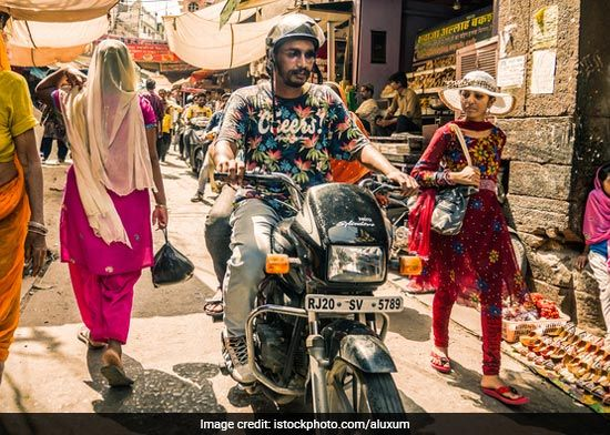 Hyderabad Traffic Police To Crack Down On Two-Wheeler Riders Using Half-Helmets