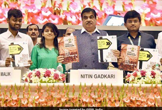 With Sadak Suraksha – Jeevan Raksha As A Theme, Government Kick-Starts Road Safety Week