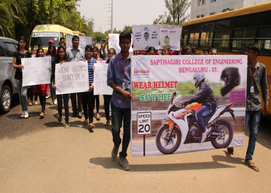 Better Safe Than Sorry: Loss Of Lives Outside College Premises In Bengaluru Prompts Authorities To Begin Road Safety Awareness Drive