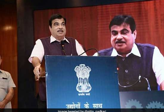 Help Reduce Road Accidents Deaths, Nitin Gadkari Appeals To The Corporate World To Play Their Part