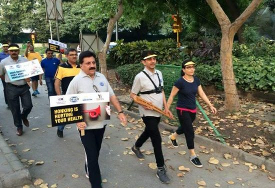Tale Of Two Cities: The Delhi To Chandigarh 250 KM Walkathon Looks To Spread Awareness About Safer Roads