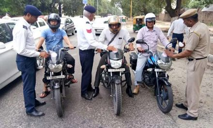 Chandigarh Traffic Police's 'Divya Drishti' Cameras Live Up To Their Names And Keep A Check On Traffic Violations