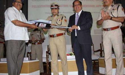 #RoadSafetyWeek: Delhi Police Commissioner Amulya Patnaik Appoints 319 Sentinels To Help Delhi Traffic Personnel