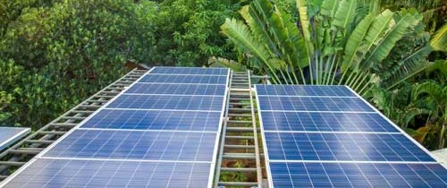 Tapping Sunshine to Generate Electricity