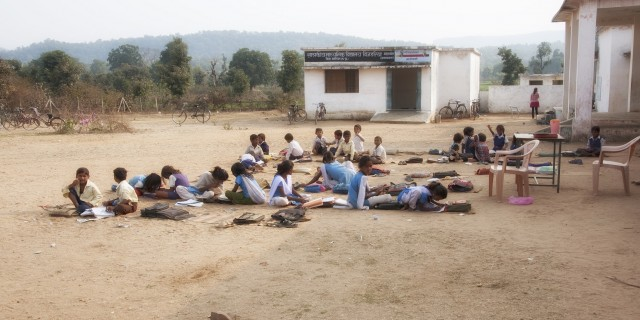 Where Do the Tribals Fit in our Education System?