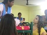Vidya Balan, Kalinga Institute of Social Sciences