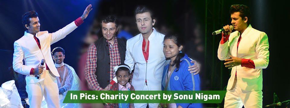 In Pics: Sonu Nigam; Slider