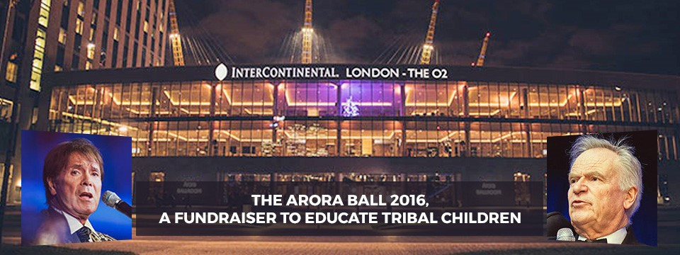 The Arora Ball 2016, A Fundraiser To Educate Tribal Children