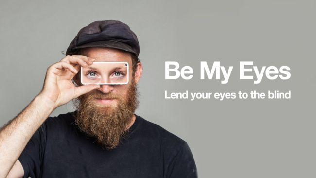 Augmented Reality Applications Helping the Blind to See4