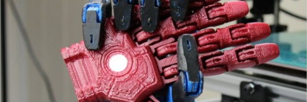 3D-Printed Prosthetics A Bionic Hand You Could Now Print at Home (Advertorial)