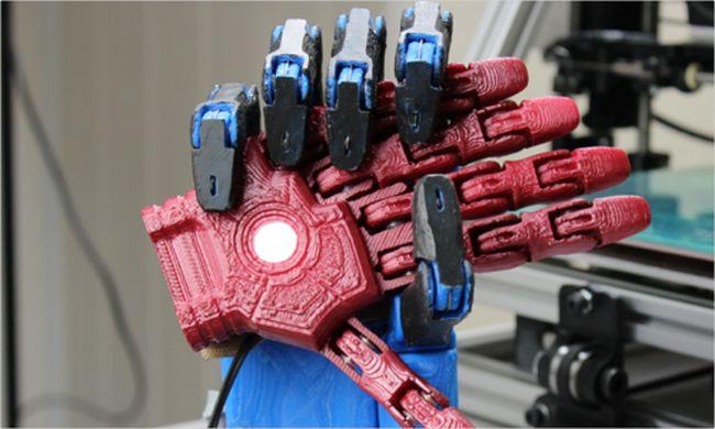 3D-Printed Prosthetics A Bionic Hand