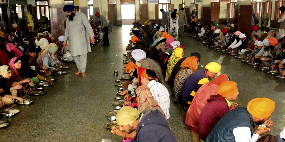 golden temple langar free food organic ndtv