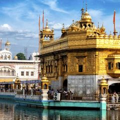 World's Largest Community Kitchen at Golden Temple Will Now Serve Organic Langar