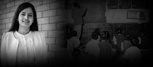 About the Nominee: Pranshu Bhandari Patni
