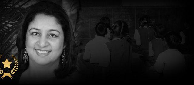 About the Awardee: Safeena Husain
