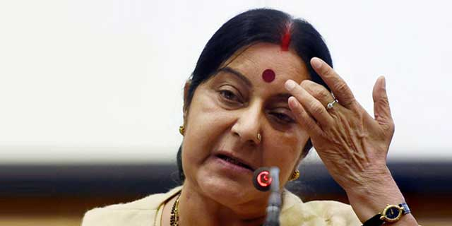 Sushma Swaraj Successfully Undergoes Kidney Transplant