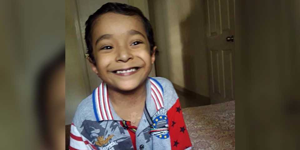 This Six-Year-Old Boy Had Two Open-Heart Surgeries And A Heart Transplant, But Kept Smiling Through All Odds In Life