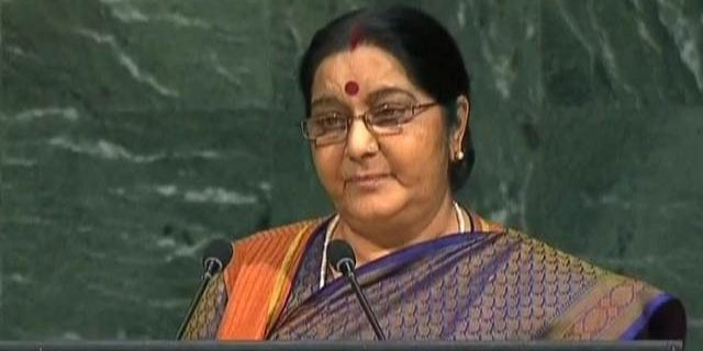 'India will not belie your hope,' Says Sushma Swaraj To Pakistani National For An Organ Transplant In India