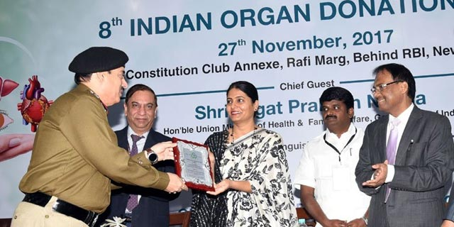 There Is A Need To Develop Better Infrastructure In Government Hospitals For Organ Transplantation: Health Minister Anupriya Patel