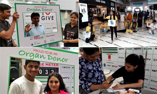 Hundreds Gather Across Many Cities To Pledge Their Organs And Hope To Improve India's Poor Organ Donation Rates