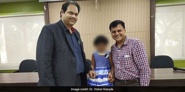 India's First Skull Transplant Saves Life Of A 4-Year-Old Girl In Pune