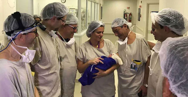 World's First Baby Born Via Transplanted Uterus From Cadaver Donor To Celebrate Her First Birthday This Week