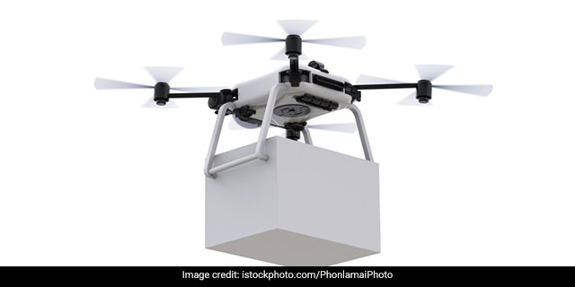 The Next Big Thing: India Could Soon See The Use Of Drones For Transporting Organs