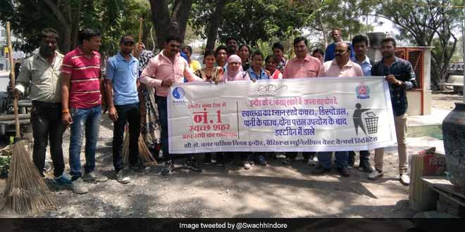 Indore, Gears Up For Launch Of Nationwide Waste Segregation Campaign On Environment Day