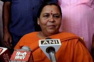 Uma Bharti Takes Charge Of Union Ministry Of Drinking Water and Sanitation, To Supervise Rural Sanitation