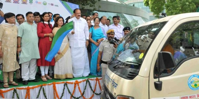 M Venkaiah Naidu Launched A Mega Waste Management Campaign On World Environment Day In Delhi: Your 10-Point Cheatsheet