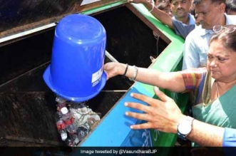 Rajasthan Flags Off 'Dispersion Of Waste At Source' On World Environment Day