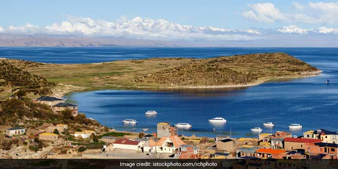 100 Tonnes Of Solid Waste Collected At Lake Titicaca, Peru