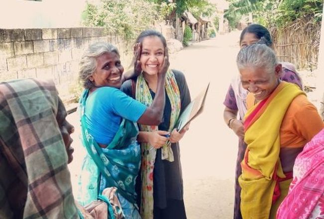 This 23-year-old Is Working In A Remote Village Of Karnataka, To Provide People With The Most Basic Necessity Of Life – A Toilet