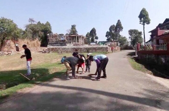 Community Participation In Swachh Bharat Abhiyan: Meghalaya's Umthli Village Turns Litter Free With 'Swachh Saturdays'