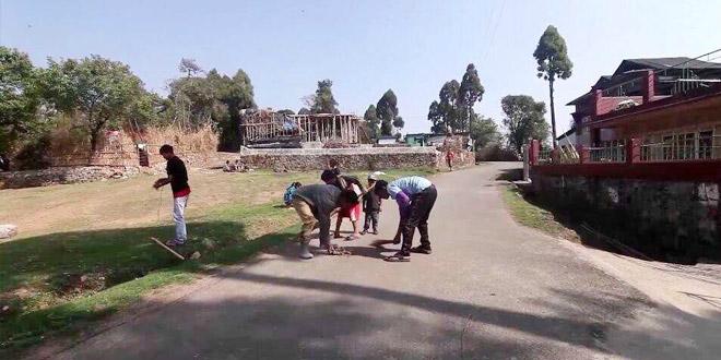 Community Participation In Swachh Bharat Abhiyan: Meghalaya's Umthli Village Turns Litter Free With 'Swachh Saturdays'