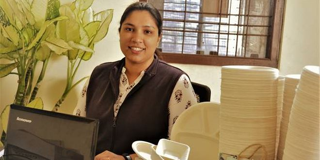 Save The Planet, Make A Green Switch: This Woman Is Fighting The Plastic Menace And Has Made Cutlery From Sugarcane