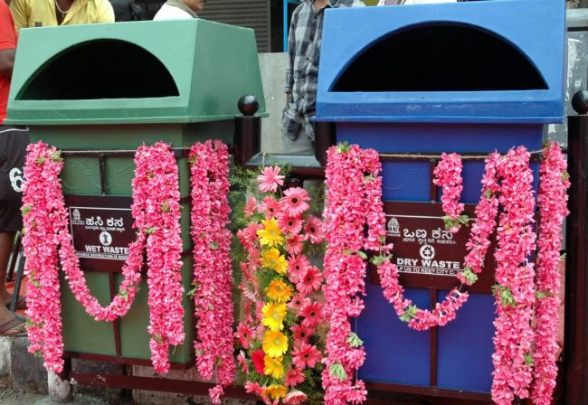 After 17 Years, Garbage Bins Make A Comeback In Bengaluru To Support Government's Two-Bin Policy