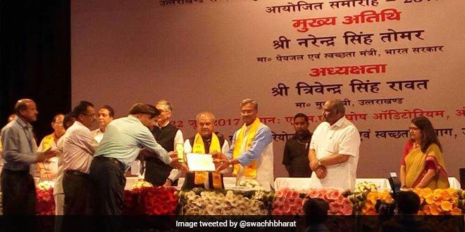 Rural Uttarakhand Achieves 100% Toilet Coverage, Declared Open Defecation Free