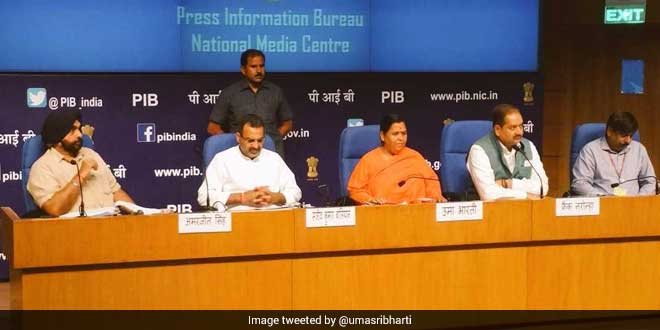 National River Ganga Bill to be introduced in monsoon session of Parliament
