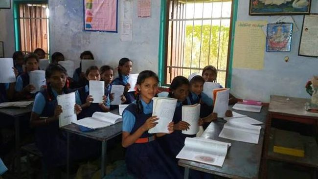The Swachhta Revolution In Chhattisgarh: Over 1 Lakh Students Write Letters To Their Parents Asking To Build Toilets For Them