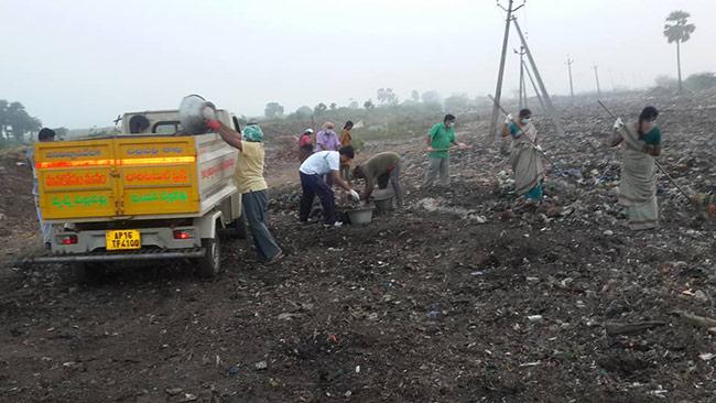 Swachh Challapalli: This Andhra Pradesh Village Aims At 100% Sanitation In 1000 Days
