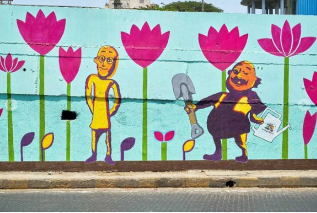 Chakachak Mumbai: Here's How The City Is Creatively Upping Its Swachh Quotient