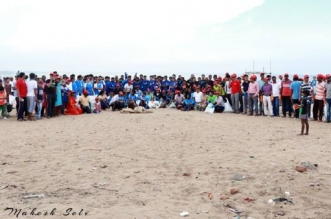 The Annual Cleanathon: Meet The Beach Warriors Who Are On A Mission To Make Chennai Swachh